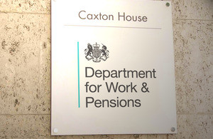 Caxton House Sign